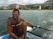Sailing made easy, mon, at the Iberostar Grand Resort Rose Hall, in Montego Bay, Jamaica