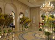 george V lobby