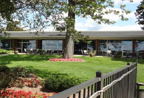 Battle Creek Country Club's lakefront setting drew attendees from 52 countries for the Firekeepers Casino Hotel Golf Championship.