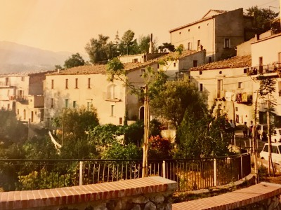 "Spagnuolo's authentic ""Made in Italy"" cuisine began in Altilia, a mountain village in the Calabria region. (Photo Credit: Amy Spagnuolo)"