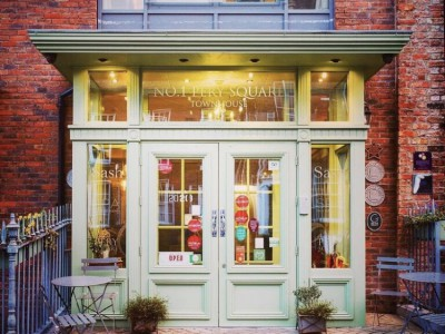 Lodging in Limerick: No. 1 Perry Square is an historic, botique option (Photo courtesy Ireland's Blue Book)