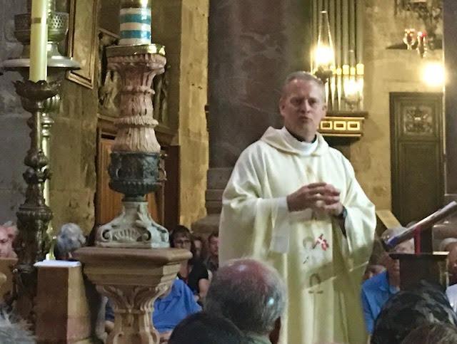 Fr. Steve Mattson