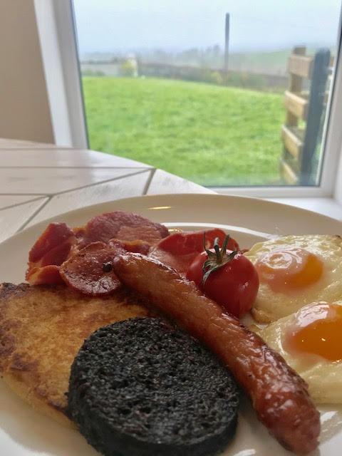 Irish Ulster Fry Up