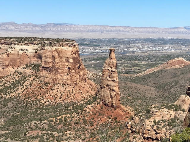Grand Junction Colorado National Monument
