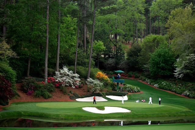 which is the best of the four majors part one the masters