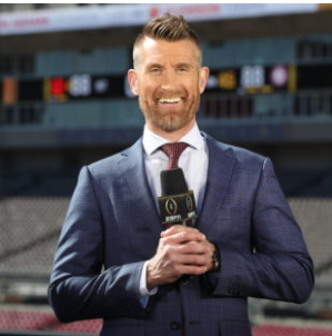 Of Course This Is Marty Smith