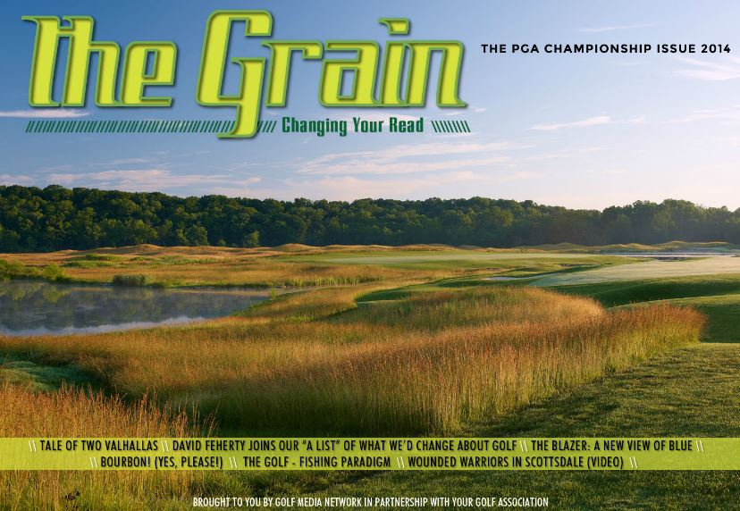The Grain 2014 PGA Championship issue