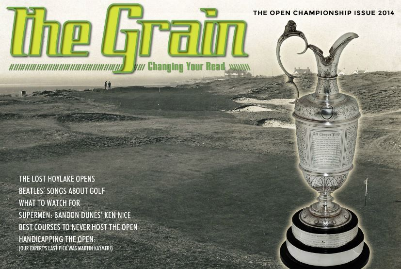 The Grain 2014 Open Championship