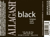 Allagash Black label (2)