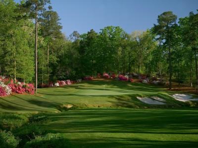 Dancing Rabbit Golf Club 13th Hole Azalea Course