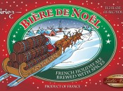 THIRIEZ-Biere-de-Noel label