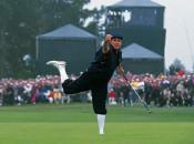 Stewart at Pinehurst, 1999