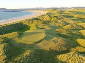 The seventeenth at Narin & Portnoo