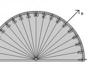 50 degree angle