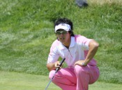 Ryo Ishikawa was making almost everything he looked at in the first round at Doral. Copyright Icon SMI.