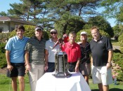 TEd Lindsay knows how to run a golf event:  just let 'em play!