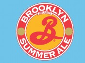 brooklyn summer ale label