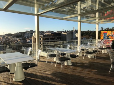 Looking over Lisbon: the new Sky Bar of Tivoli Avenida Liberdade