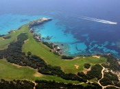 """The 16th at Sperone, a high point on """"the Pebble Beach of Europe."""""""