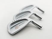 The new Miura Passing Point 9003 forged cavity-back irons.