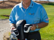 Butch Harmon at his academy in Las Vegas