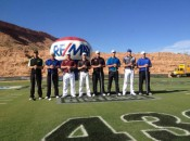 VEGAS 8: The eight men still standing will shoot for the RE/MAX Long Drive championship in Las Vegas on Nov. 4