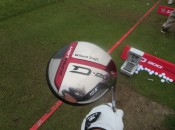The ultra-light Wilson D200 driver is built for clubhead speed.