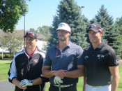 Connor Powers, Jeff Flagg and Eddie Fernandes are aiming for Long Drive glory.