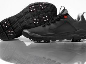 Tiger's prototype NIKE FREE golf shoes.
