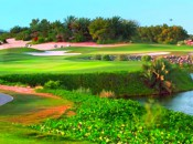 Abu Dhabi Golf Club, designed by Peter Harradine