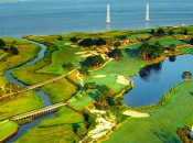 Overview of the Seaside course at Sea Island Resort © Sea Island Resort