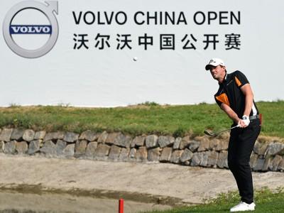 Alex Bjork 28/1 © Volvo China Open/Richard Castka/Sportpixgolf.com