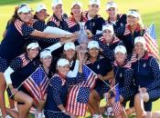 Victorious 2015 U.S. Solheim Cup Team