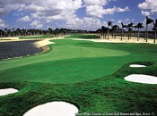 The Greg Norman-designed Great White course at Doral: A better pick for your business group than Doral's famed Blue Monster?