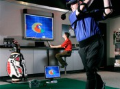 Technology reigns at the TaylorMade Kingdom, a destination fitting center at Reynolds Plantation