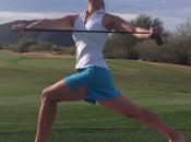 Revolved Golf Warrior cropped