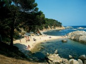 The Costa Brava has dozens of secluded inlets and coves