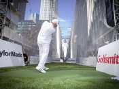 "Sergio Garcia shows form at Manhattan ""White Out"""